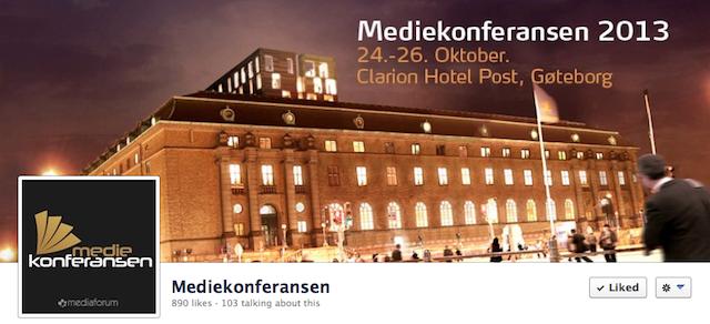 mediekonferansen 2013 gøteborg mk2013