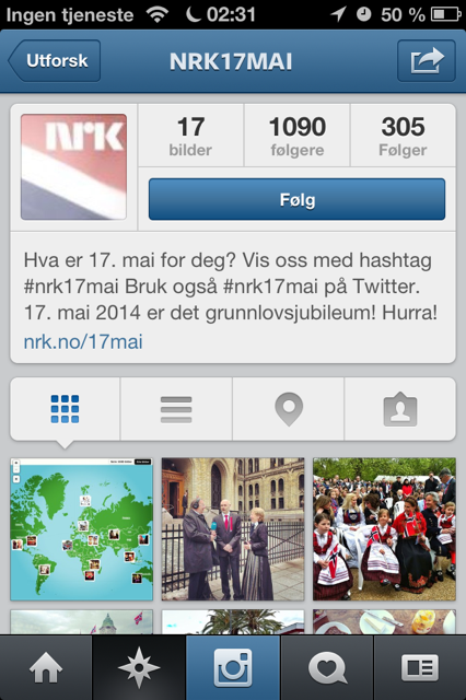 nrk17mai instagram