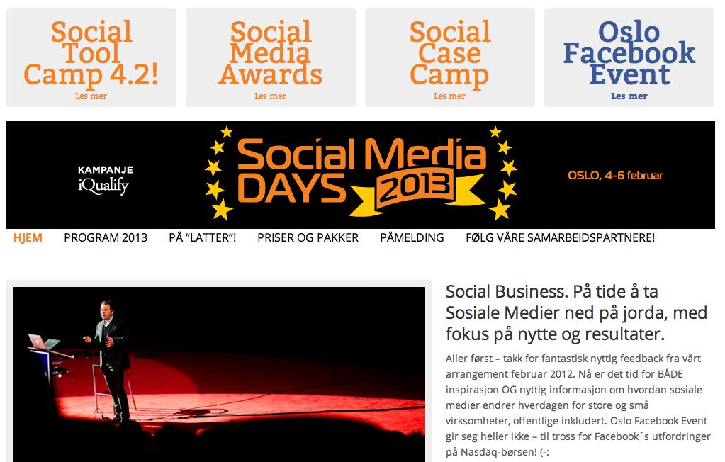 social-media-days-2013