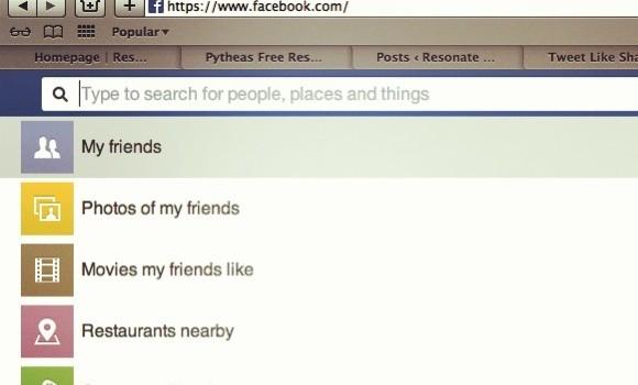 Hva betyr Facebook Graph Search for bedrifter og privatpersoner?