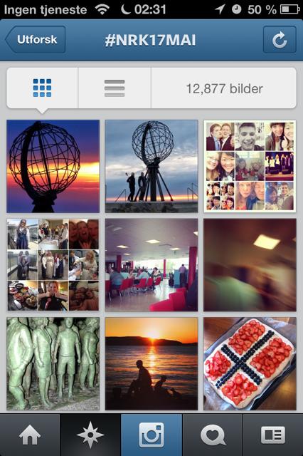 #nrk17mai instagram