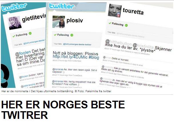 plosiv ingvild moen norges beste twitrer